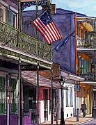 New Orleans Drawings - 67 by John Boles