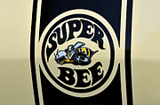 Dodge Super Bee Insignia Prints - 69 Dodge Super Bee Print by Thomas Schoeller