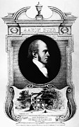 Burr Photos - Aaron Burr (1756-1836) by Granger