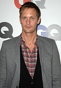 Half-length Posters - Alexander Skarsgard At Arrivals Poster by Everett
