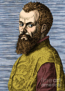 Andre Photos - Andreas Vesalius, Flemish Anatomist by Science Source