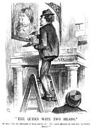 Benjamin Disraeli (1804-1881) Print by Granger