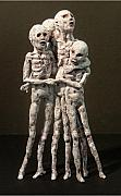 People Sculpture Originals - 7 Billion and Counting by Gary Kaemmer