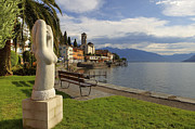 Fountains Photos - Brissago - Ticino by Joana Kruse