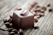 Chocolate Print by Kati Molin
