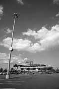 Brooklyn Dodgers Stadium Prints - Citi Field - New York Mets Print by Frank Romeo