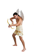 Enjoyment Framed Prints - Cupid the god of desire Framed Print by Ilan Rosen