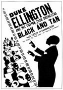Club Posters - Duke Ellington (1899-1974) Poster by Granger