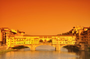 Italian Sunset Originals - Florence by LS Photography