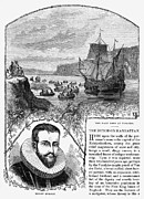 Ruff Photos - HENRY HUDSON (d. 1611) by Granger
