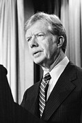 Hostage Posters - Jimmy Carter (1924- ) Poster by Granger