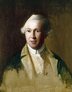 American Revolution Framed Prints - Joseph Warren (1741-1775) Framed Print by Granger