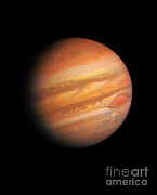 Gas Giant Posters - Jupiter Poster by NASA / Science Source