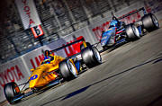 Long Beach Grand Prix Prints - Lbgp Print by Craig Incardone
