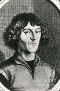 Banned Prints - Nicolaus Copernicus, Polish Astronomer Print by Science Source