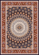 Persian Carpet  Drawings - Oriental Graphic Art by Baker  Alhashki