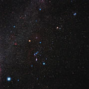 Orion Constellation Print by Eckhard Slawik