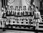 Showgirl Photo Prints - Silent Still: Showgirls Print by Granger