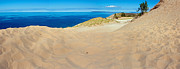 Sleeping Art - Sleeping Bear Dunes by Twenty Two North Photography