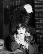 Barry Photos - Theda Bara (1885-1955) by Granger