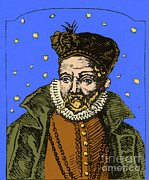 Observations Posters - Tycho Brahe, Danish Astronomer Poster by Science Source