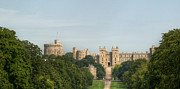 D5000 Prints - Windsor Castle Print by Chris Day