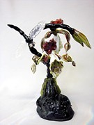 Flamework Sculpture Glass Art Originals - Www.australianartglass.com by Laurie Young