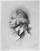 Saint Julien Prints - George Washington Print by Granger