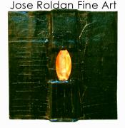 Ink Sculpture Originals - 7.4 by Jose Roldan