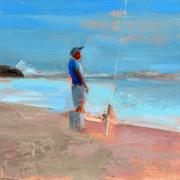 Outer Banks Paintings - RCNpaintings.com by Chris N Rohrbach
