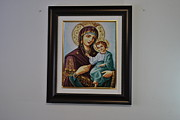 Religious Tapestries - Textiles Originals - 3D picture frame by -----------------------------