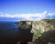 Severely Photo Prints - Cliffs Of Moher, Co Clare, Ireland Print by The Irish Image Collection