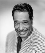 Pianist Framed Prints - Duke Ellington (1899-1974) Framed Print by Granger
