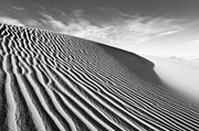 Minimalism Photo Originals - Dunes of Death Valley by Marius Sipa