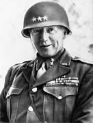General George S. Patton Jr. 1885-1945 Print by Everett
