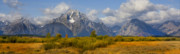 Autum Posters - Grand Tetons Poster by Mark Smith