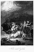 Homer: The Iliad Print by Granger