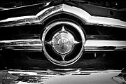 Ocularperceptions Metal Prints - 8 in Chrome - BW Metal Print by Christopher Holmes