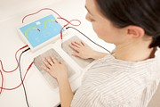 Iontophoresis Art - Iontophoresis For Excess Sweating by