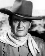 Neckerchief Prints - John Wayne (1907-1979) Print by Granger