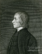 Gases Framed Prints - Joseph Priestley, English Chemist Framed Print by Science Source