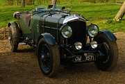 Ian Flear - 8 litre Bentley