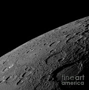 Craters Prints - Mercury Print by Nasa
