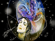 Michael Jackson Digital Art - Michael Jackson by Augusta Stylianou