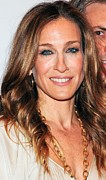 The Paley Center For Media Posters - Sarah Jessica Parker At Arrivals Poster by Everett