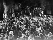 Crowds  Prints - Silent Film Still: Crowds Print by Granger