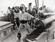 Silent Film Still: Pirates Print by Granger