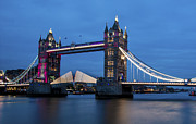 Cityscape Photos - Tower Bridge by Dawn OConnor