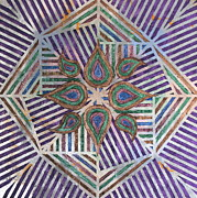 Geometry Tapestries - Textiles - Untitled by Austin Zucchini-Fowler