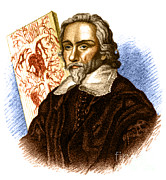 Milestone Framed Prints - William Harvey, English Physician Framed Print by Science Source